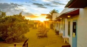 La Paloma Hot Springs & Spa Is A Small Town Hot Springs Hotel In New Mexico