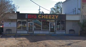 Grilled Cheese Lovers Need To Visit The Big Cheezy Near New Orleans
