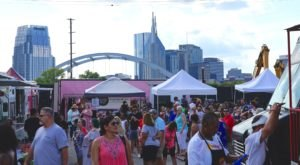 Over 20 Food Trucks Gather In One Place At Food Truck Feast In East Nashville