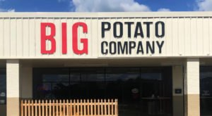 Try The Delicious Stuffed Potatoes At Big Potato Company In Alabama