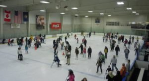 A Trip To Tri-Town Ice Arena In New Hampshire Will Keep You Cool When It's Hot Outside