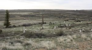 Carbon Cemetery Is One Of Wyoming's Spookiest Cemeteries