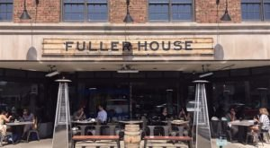 Fill Up On Hearty Portions Of Classic Comfort Food At Fuller House, A Neighborhood Bar In Illinois