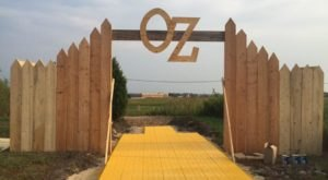 Walk The Yellow Brick Road In Illinois At The Midwest Wizard Of Oz Festival, A Tradition Since 1982