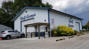 Drive To The Best Remote Store In Illinois, Thrift Avenue, For A Shopping Journey