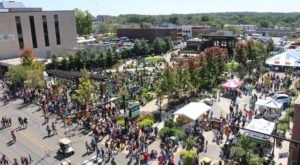 The Valparaiso Popcorn Festival In Indiana Hosts The Nation's First Ever Popcorn Parade