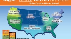 The Farmers Almanac Predicts Winter 2020 In Washington Will Have Chilly Temperatures And Average Snowfall
