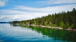 Flathead Lake State Park Has Some Of The Clearest Water In Montana