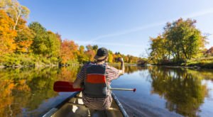 Revel In Autumn Beauty With The Mass Audubon Guided Fall Canoe Trip In Massachusetts