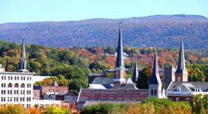 Celebrate Autumn In Massachusetts At The Fall Foliage Parade In North Adams