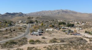 Goodsprings Is Allegedly One Of Nevada's Most Haunted Small Towns