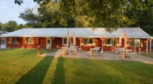 Enjoy Indiana's Most Magnificent Views Of The Ohio River At Smackwater Cove, A Small Town Family Diner