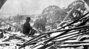 Post-Civil War-Era Ghosts Are Said To Still Haunt The Site Of Ashtabula's Tragic Railroad Disaster