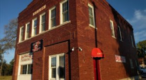 You'll Leave Happy And Full At The Firehouse Cafe In Kansas