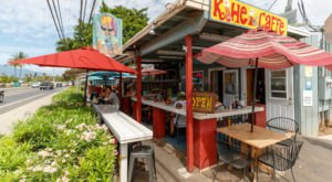 Dig Into Mouthwatering Local Breakfast Grindz At Kihei Caffe In Hawaii
