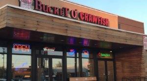 The Cajun Seafood Boil At Bucket O' Crawfish Is A Fabulous Feast In Utah