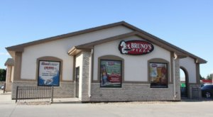 There Are 25 Kinds Of Specialty Pizzas On The Menu At Bruno's Pizza In North Dakota