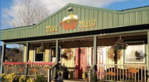 Some Of The Tastiest Sandwiches In Kodiak, Alaska Are Found In The Little Cafe Java Flats