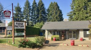 Enjoy Decadent Homemade Sweets At Fudge Factory Farm In Northern California