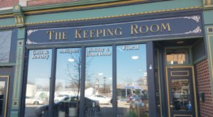 The Keeping Room In Nebraska Is A Cafe, Boutique, And Tasting Room All In One