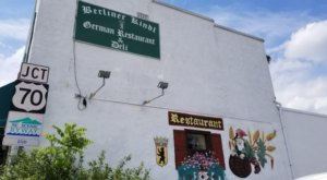 You'll Find All Sorts Of Old World Eats At Berliner Kindl, A German Restaurant In North Carolina