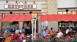 Enjoy Pitchers Of Mimosas With Your Brunch At Keystone Bar & Grill In Cincinnati
