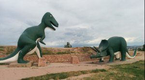 Interstate 90 In South Dakota Will Take You Through These 6 Unforgettable Roadside Attractions