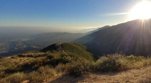 The Potato Mountain Wilderness Trail In Southern California Makes A Gorgeous Sunrise Hike