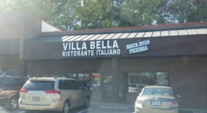 Feast On Eggplant Parmesan And Homemade Pasta At Villa Bella, A Delightful Small-Town Virginia Italian Kitchen