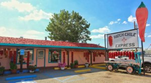 For All Of Your Chile Needs, Go To Hatch Chile Express In New Mexico