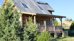 Spend The Night At Virginia City Homestead, A Montana Ghost Town Cabin