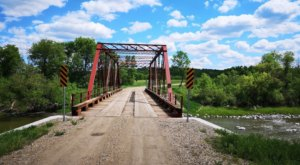 You Should Visit The Remarkable Brick Mine Bridge In North Dakota At Least Once