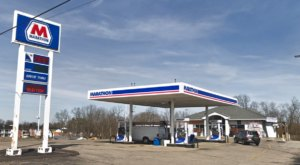 Enjoy Happy Hours, Wine Nights, And Trivia At The White Oak Marathon Gas Station In Cincinnati