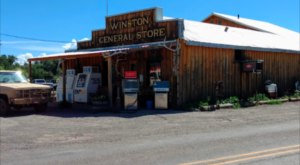 Escape Back In Time To Winston General Store In Remote New Mexico