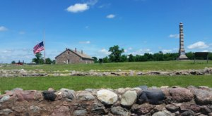 Learn All About Minnesota History At The Little-Known Fort Ridgely State Park