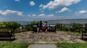 You'll Love Every Step You Take Along Delaware's Breezy Waterfront Trail At Fox Point State Park