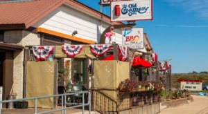 You'll Enjoy Your Visit To Old Creamery Cafe, A Charming Hometown Spot In Minnesota