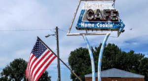 The Home Cookin' At The Retro Medina Cafe Is Some Of The Best In North Dakota