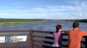 The High Trestle Trail Bridge Hike In Iowa Doles Out Impressive Views