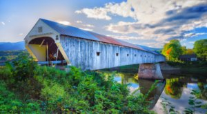 The Beautiful Windsor Covered Bridge Walk In New Hampshire Will Completely Mesmerize You
