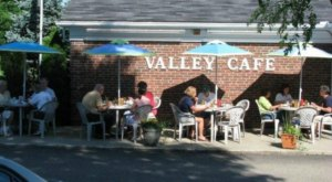 Enjoy A Delicious, Made-From-Scratch Lunch At The Family-Run Valley Cafe In Akron, Ohio