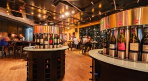 More Than 75 Wines From Around The World Can Be Sampled At Amuse Wine Bar In Hawaii