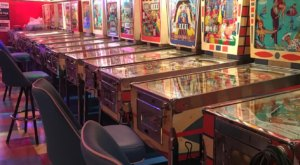 Check Out An Enormous Collection Of Pinball Machines When You Visit Hollywood Pinball & Arcade Museum In Nebraska
