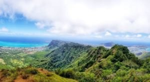 Enjoy Panoramic Views At The Summit Of The Adrenaline-Pumping Kuliouou Ridge Trail In Hawaii