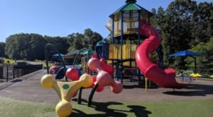 You'll Feel Like A Kid Again At These 10 Playgrounds In Connecticut