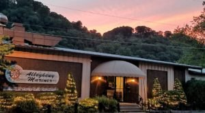 Dine Right On The Allegheny River At The Beautiful Allegheny Mariner Restaurant Near Pittsburgh