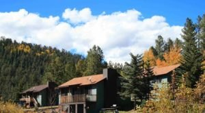 Experience The Fall Colors Like Never Before With A Stay At The Antler Ridge Resort Cabins In Arizona