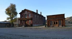 Take A Ghost Walk Through Bannack, The Most Haunted Ghost Town In Montana