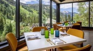 SeventyOne Is The Newest Restaurant At Utah's Snowbird Resort, And It's A Delightful Throwback To The 1970s