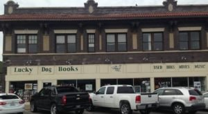 Everything Is $3 Or Less At Lucky Dog Books In Texas